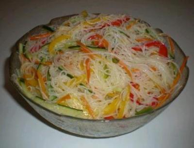 Рецепты японских салатов