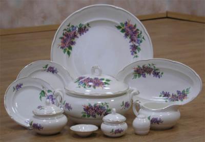 столовый набор посуды