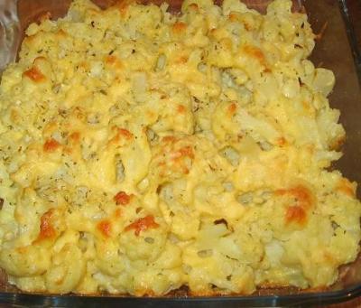 капуста в пароварке с сыром