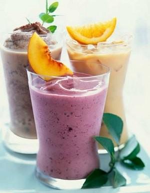 фруктовые коктели