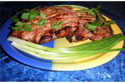 как приготовить свинину на сковороде