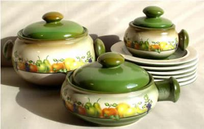 Столовая посуда для дома должна быть красивой