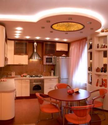 дизайн красивых кухонь