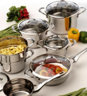 качественная посуда из нержавеющей стали