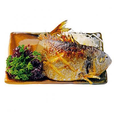 Рыба запечённая в соусе терияки