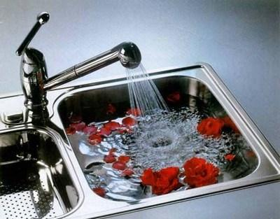 Готовим состав для мытья посуды