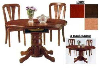 Фото № 1 кухонный стол и стулья