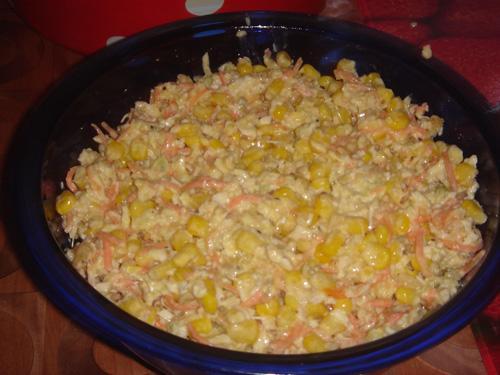 Салат из маринованных грибов рецепты с курицей