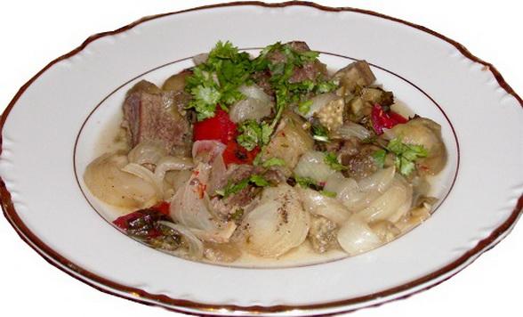 Рецепт телятина в пароварке