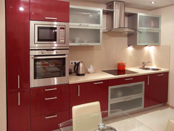 Фото дизайна кухни в стиле модерн