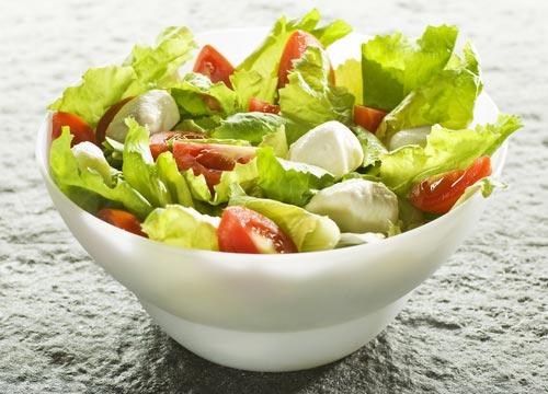 Салаты из сырых овощей с фото