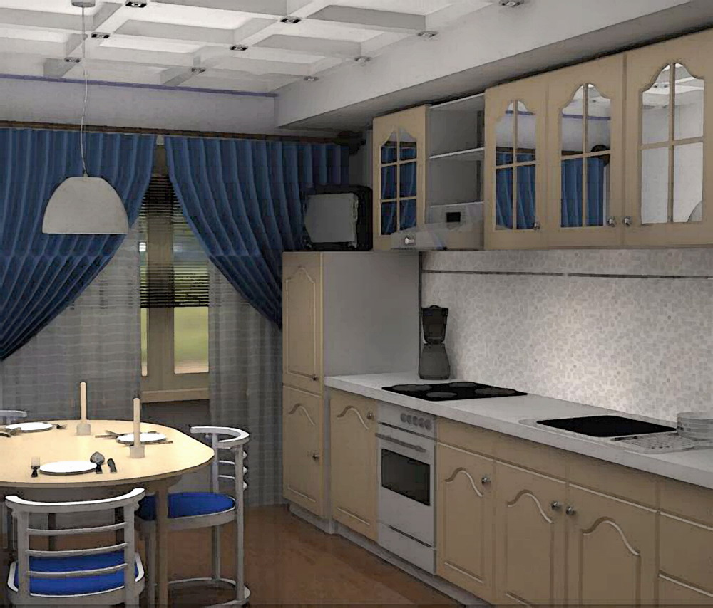 Меблі, інтер'єр, Виготовлення меблів Кухні, ціна 3000 Грн., Фото.