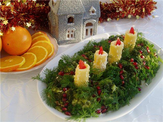 for Christmas eve food ideas uk