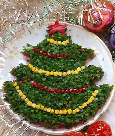 Салат лисички рецепт с фото пошагово