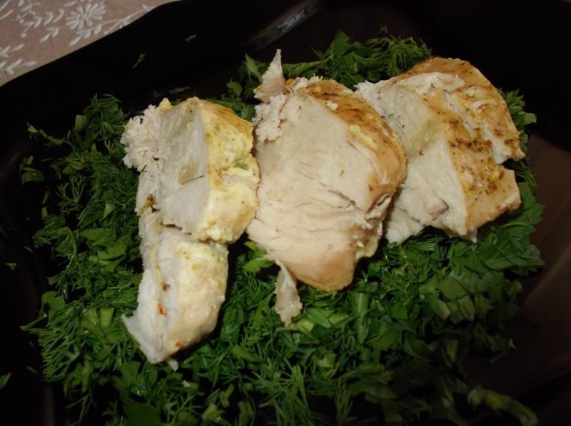рецепты с филе курицы в мультиварке простой