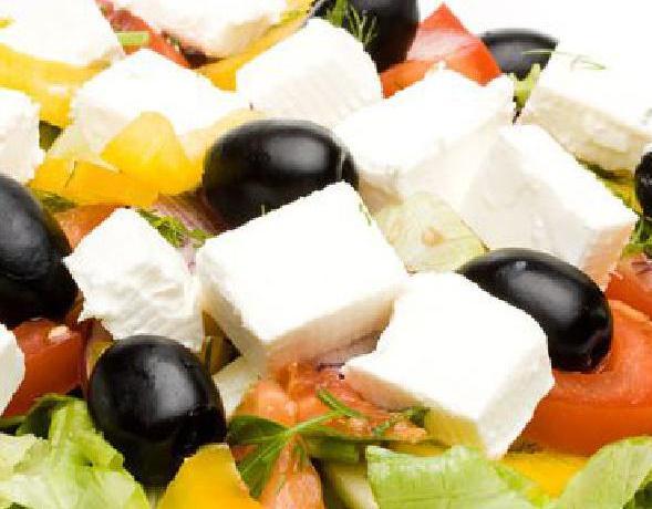 рецепты простых салатов с фото на скорую руку с