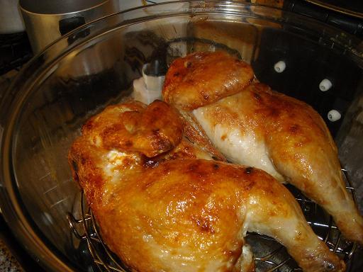 Курица в хоттере рецепт