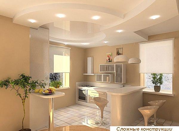 Практичный дизайн кухни
