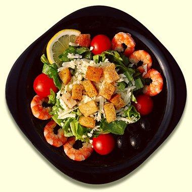 быстрые рецепты салатов из креветок